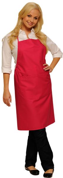 Tablier professionnel publicitaire de cuisine talbot pm1 personnalisable fuchsia le - Tablier de cuisine personnalisable ...